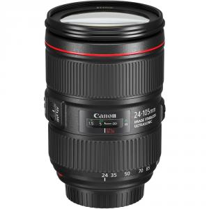 Objetivo Canon EF 24-105mm f/4L IS II USM