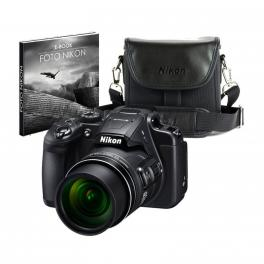 Nikon Coolpix B700 Negra + Funda + eBook