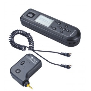 Intervalómetro Aputure WTR1C Pro Worker II Timer Remote para Canon