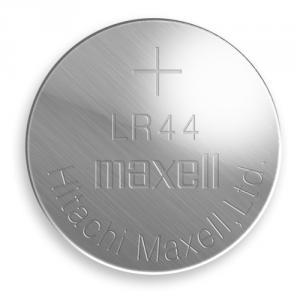 Pila de botón Maxell LR44