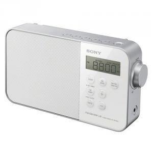 Radio portátil Sony ICFM 780SLB Blanco