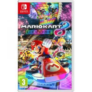 Juego Mario Kart 8 Deluxe para Nintendo Switch