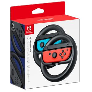 Set 2 Volantes Joy-Con Wheel para Nintendo Switch