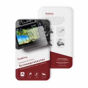 Protector de pantalla de cristal templado Easycover para EOS 100D