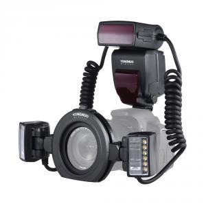 Flash anular Yongnuo YN24EX para Canon