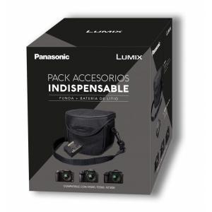 Pack Accesorios Panasonic para FZ200, FZ300 y FZ1000