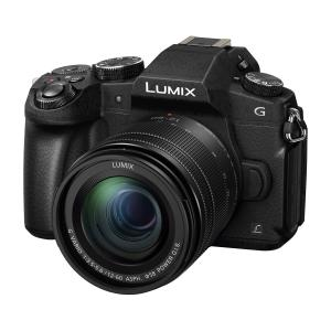 Panasonic Lumix DMC-G80M con objetivo 12-60mm