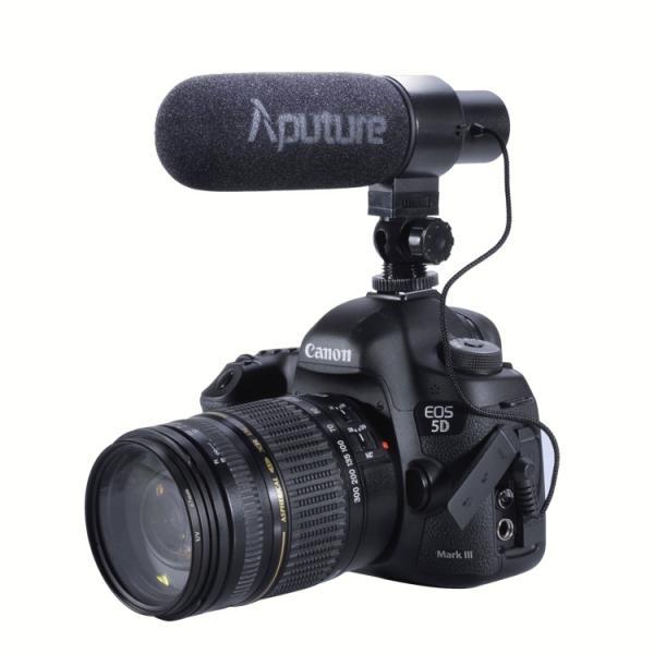 Micrófono para cámara Aputure V- Mic- D1