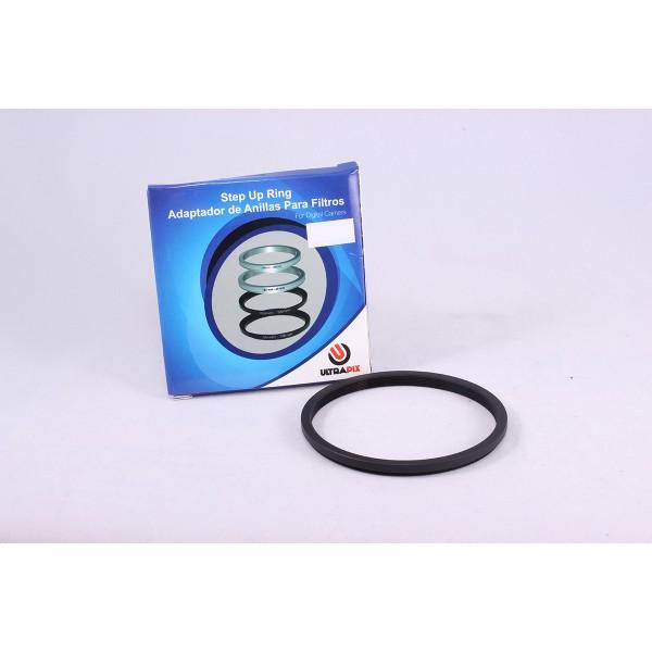 Anillo adaptador de filtros Step Up 72mm-77mm