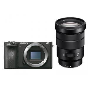 Sony Alpha ILCE-6500 + 18-105mm