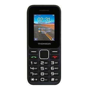 Teléfono móvil Thomson Tlink 11 Negro