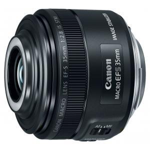 Objetivo Canon EF-S 35mm f/2.8 Macro IS STM