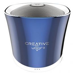 Altavoz Creative Woof 3 Azul