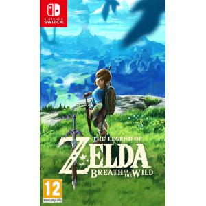 Juego para Nintendo Switch The Legend of Zelda Breath of Wild