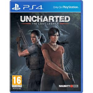 Juego para PlayStation 4 Uncharted El legado perdido