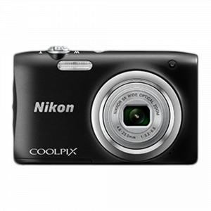 Cámara digital Nikon Coolpix A100 Negro