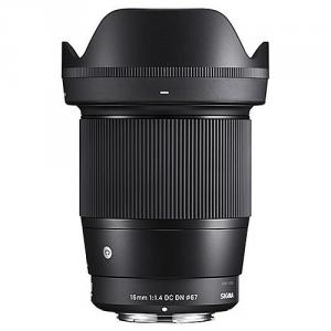 Sigma 16mm F1.4 DC DN Contemporary para Sony E