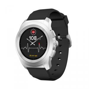 Smartwatch MyKronoz ZeTime Original Negro y Plata