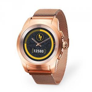 Smartwatch MyKronoz ZeTime Elite Oro Rosa Milanés