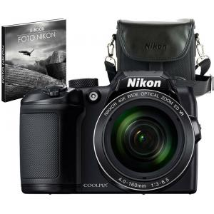 Kit Nikon Coolpix B500 + Bolsa + eBook