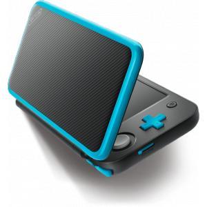 Consola Nintendo 2DS XL Negro + Turquesa