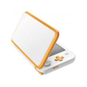 Consola Nintendo 2DS XL Blanco + Naraja