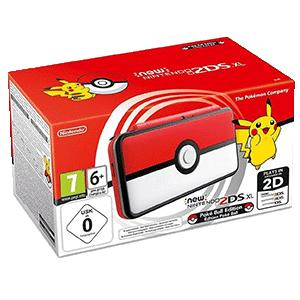 Consola Nintendo 2DS XL Pokeball Edition