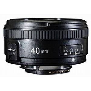 Objetivo Yongnuo YN40mm F2.8 para Nikon