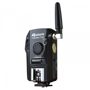 Disparador de flash Aputure Trigmaster Plus 2.4G TX3C para Canon