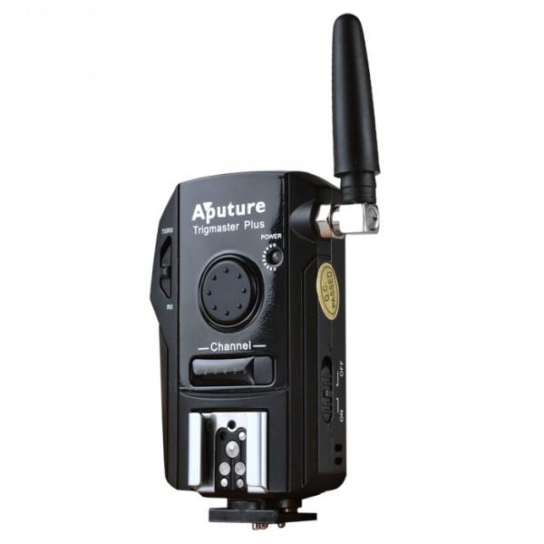 Disparador de flash Aputure Trigmaster Plus 2.4G TX3C para Canon