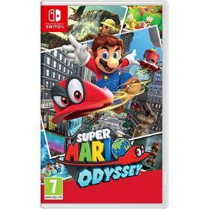 Juego para Nintendo Switch Super Mario Odyssey