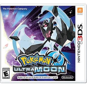 Juego Nintendo 3DS Pokémon UltraLuna