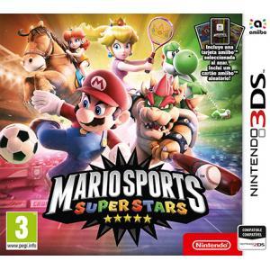 Juego Nintendo 3DS Mario Sports Super Stars