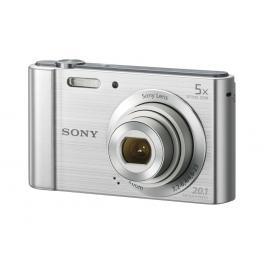 Sony Cybershot DSC-W800 Plata