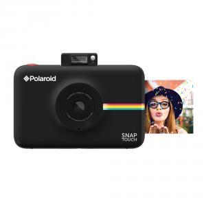 Cámara instantánea Polaroid Snap Touch Negro