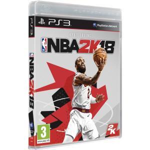 Juego para PlayStation 3 NBA 2K18