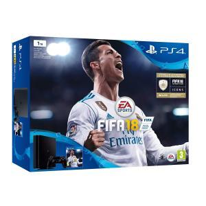 Consola PlayStation 4 1TB + Fifa 2018