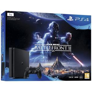 Consola PlayStation 4 1TB + Star Wars Battlefront II
