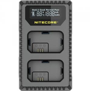 Cargador de viaje Nitecore USN1 para Sony