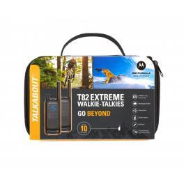 Walkie talkie Motorola TLKR T82 Edición Extreme