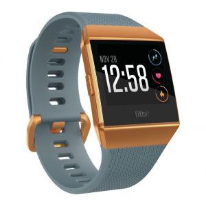 Pulsera de actividad Fitbit Ionic 503 Azul / Naranja