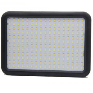 Kit de luz led Triopo TTV-204 + cargador + cable corriente