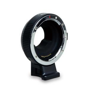 Convertidor de monturas electrónico Commlite CoMix para Lentes EF/EF-S a cámara M4/3
