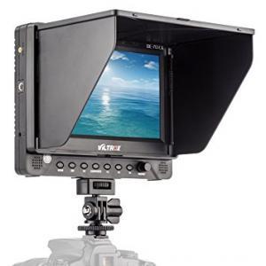 "Monitor de video profesional para réflex VILTROX DC-70 PRO HD 7"""