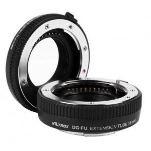 Tubo de extension VILTROX DG-FU para Cámaras mirroless Fujifilm