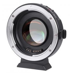 Convertidor de monturas VILTROX EF-M2 Autofocus para Lentes Canon EF a cámara M4/3