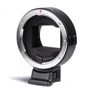 Convertidor de monturas VILTROX EF-NEX IV Autofocus para Lentes Canon EF/EFS a cámara Full Frame Sony E