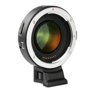 Convertidor de monturas VILTROX EF-E II Autofocus para Lentes Canon EF a cámara APS-C Sony E