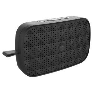 Altavoz Bluetooth con radio Motorola Sonic Play 150 Negro