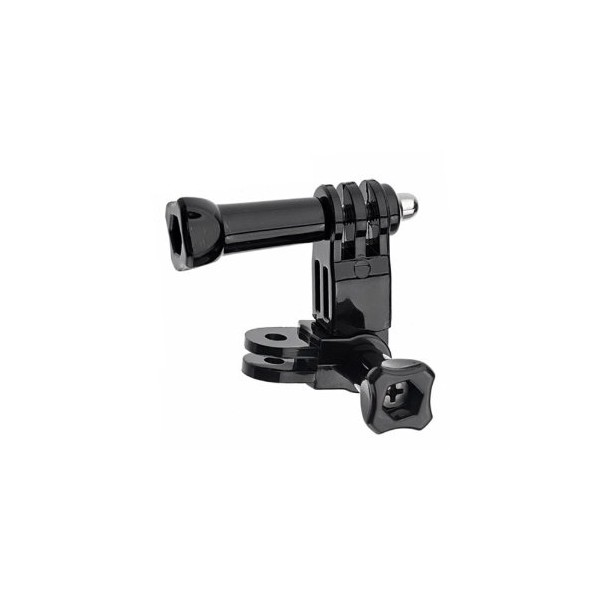 3 Way ajustable pivot arm para cámaras GoPro